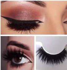 Luxury Real Mink Lashes100% 3D Mink False Eye Lashes High Quality Celeb Style U