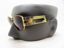 Versace Gianni Sunglasses Mod S74 Col 31L Vintage Genuine New Old Stock