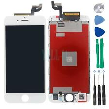 Touch Digitizer Lens LCD Screen Assembly Replacement for iPhone 6S White w/Tools