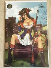 Grimm Fairy Tales Realm War #9 Philly Comic Con Exclusive LTD 250 NM Zenescope