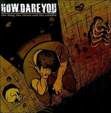 HOW DARE YOU-A CD NEW