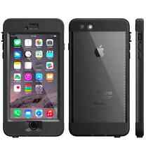 LifeProof NUUD Waterproof Dust Proof Case for iPhone 6s Plus ONLY!! BLACK! NEW!!