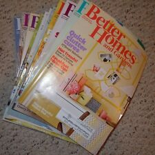 Better Homes & Gardens - 2013 (All Issues)