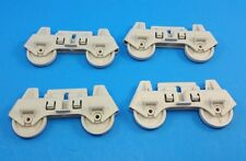 WP8268645, 8268645  Whirlpool Dishwasher Lower Rack Wheels Set Of 4 ;A5-5a