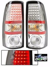MONACO SIGNATURE FORTRESS IV 2011 CHROME TAIL LAMP LIGHT TAILLIGHTS RV - SET