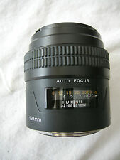 Mamiya AF 150MM F3.5 Telephoto Lens for all Mamiya & Phase One AF Cameras in EC