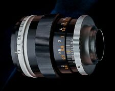 Canon TV-16 50mm f1.4 C-mount lens