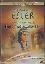 La Historia De Ester Esther DVD NEW Coleccion La Biblia SEALED