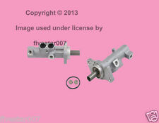 OEM ATE Brake Master Cylinder new for Volvo S60 S80 V70 XC70 without DSTC only