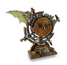 The Stormgrave Celestial Chronometer Steampunk Desk Clock
