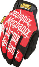 Mechanix Wear ORIGINAL Gloves RED SMALL (8)