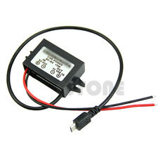 8-50V to 5V Micro USB OUTPUT 12V/24V to 5V DC DC power supply Converter Module
