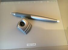 Wacom Intuos 2 Graphics Tablet With Pen And Mouse - Mint Condition