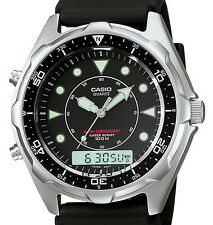 CASIO MEN'S DIVERS ANA-DIGI  WATCH AMW320R-1A