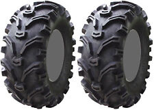Pair 2 Kenda Bearclaw 24x9-11 ATV Tire Set 24x9x11 K299 24-9-11