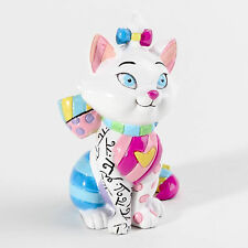 Disney by Romero Britto Marie Mini Figurine 4026294 NIB NEW Aristocats Cat