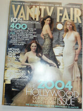 Vanity Fair Magazine Michael Jackson & Hollywood Issue March 2004 030515R2