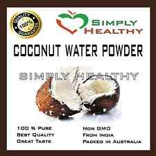 COCONUT WATER POWDER 100g BEST QUALITY SUPER FOOD AVAILABLE -WITH TRACKING