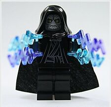 LEGO STAR WARS MINIFIGURE EMPEROR PALPATINE BLACK DEATH STAR 10188 CHANCELLOR