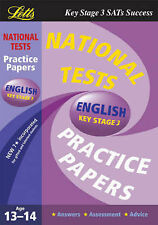National Test Practice Papers 2003: English Key stage 3,
