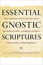 Essential Gnostic Scriptures, Meyer, Marvin, Barnstone, Willis, Very Good, Hardc