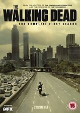 The Walking Dead: Season 1 DVD (2 Discs)