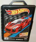 HOT WHEELS 48 Car Carrying CASE 1:64 Storage Portable Vehicle NEW Made in USA
