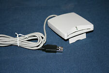 SCM SCR331 USB Smart Card Reader DOD Common Access CAC Military ID