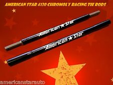 American Star 4130 Chromoly Racing Tie Rods For Yamaha Warrior 350 +2 Inch