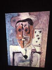 """Rufino Tamayo """"Hombre Con Sombrero"""" Mexican Modern Art 35mm Glass Slide"""