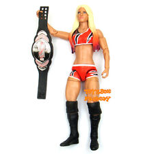 WWE NXT Belt Diva Alexa Bliss Women Wrestling Action Figure Child Kid Toy Mattel