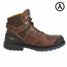 GEORGIA ZERO DRAG STEEL TOE (ST) WATERPROOF WORK BOOTS G086 *ALL SIZES - 8-13