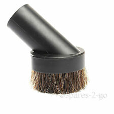 Round Horsehair Brush Tool for Numatic Henry Hetty Vacuum 32mm Hoover Spare Part