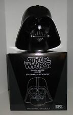 "STAR WARS ""DARTH VADER HELMET"" A NEW HOPE EFX 1:1 scale NEW in factory box"
