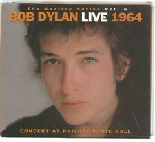 Bootleg Series Vol. 6: Live 1964 Concert at Philharmonic Hall by Bob Dylan 2 CD