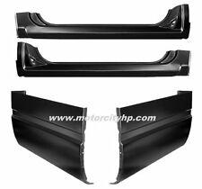 1988-1998 SILVERADO SIERRA EXTENDED CAB FACTORY STYLE ROCKERS AND CAB CORNERS