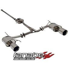 Tanabe Medalion Touring Cat-Back Exhaust 2004-2008 For Acura TL 3.2L T70141