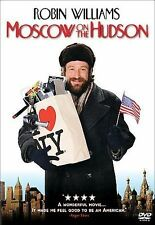 Moscow on the Hudson DVD, Robin Williams, Maria Conchita Alonso, Cleavant Derric
