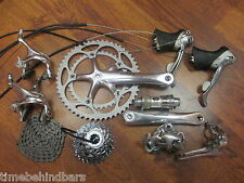 SHIMANO ULTEGRA 6500 172.5 53/39 COMPLETE GROUP GRUPPO BUILD KIT 9 SPEED DOUBLE
