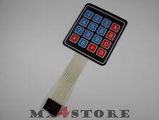 4 x 4 Membran Keypad Keyboard Tastatur Matrix 8pin Modul Arduino STM32