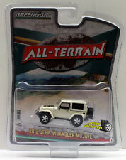 1:64  GREENLIGHT ALL-TERRAIN SERIES 4 - 2012 JEEP WRANGLER MOJAVE