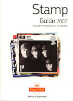 Royal Mail Stamp Guide 2007 – The Beatles