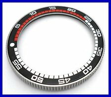 Stainless steel bezel to Vostok Amphibian watches with SEIKO insert! bbrb It
