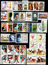 1984 US Commemorative Stamp Year Set Mint