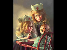 "Bob Byerley "" Doll Hospital "" Very Rare S/N   Save $$$ #138/950"