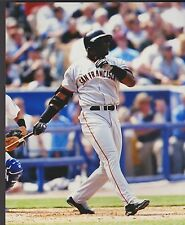 BARRY BONDS PITTSBURGH PIRATES SAN FRANCISCO GIANTS 762 HR  8 X 10 PHOTO 3