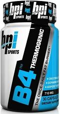 BPI B4 30 Capsules / Pre-Workout - Fat Burner / Lose Weight
