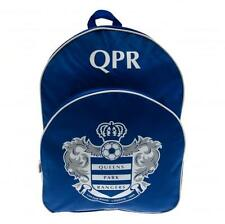 Queens Park Rangers Fc QPR Backpack Blue & White Rucksack Bag Football New