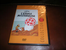 DVD COLLECTION TINTIN L'ETOILE MYSTERIEUSE - NEUF SOUS BLISTER