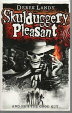 DEREK LANDY ___ SKULDUGGERY PLEASANT __ BRAND NEW __ FREEPOST UK